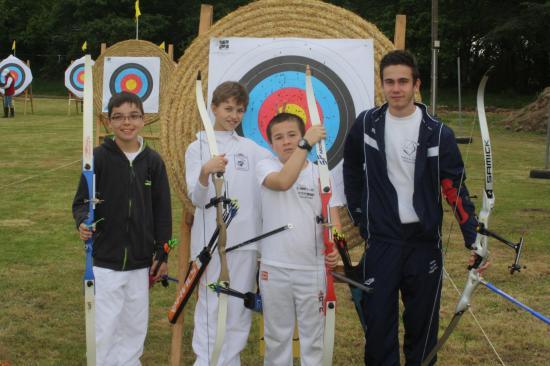 Archers de la Mée 2015