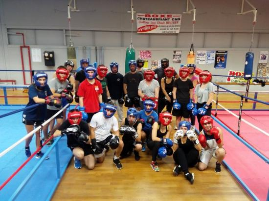 Boxing club 2016 2016