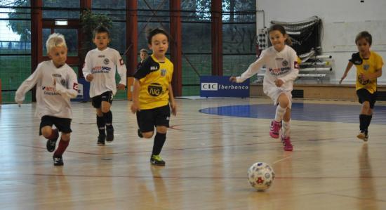 Futsal voltigeurs 1