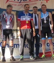 Gilbert Vallée champion de France