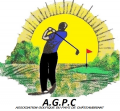 Logo association golfique