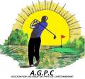 Logo association golfique