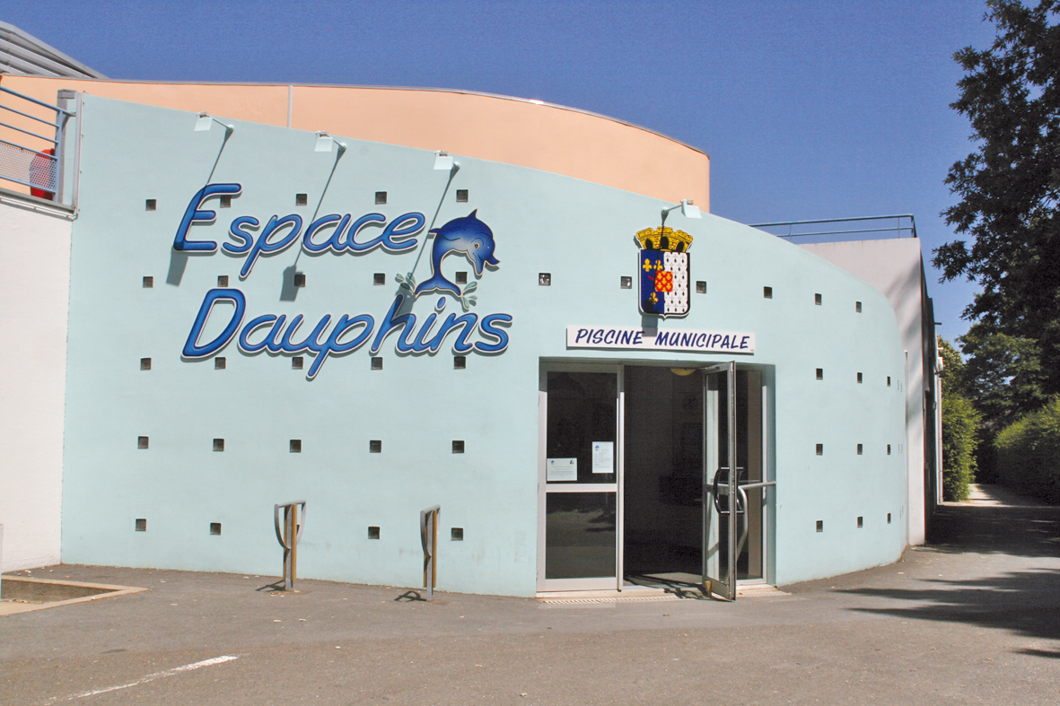 Piscine espace dauphins for Piscine chateaubriant